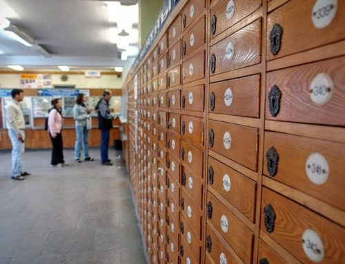 Mag ik mijn postbusadres op mijn facturen noteren?